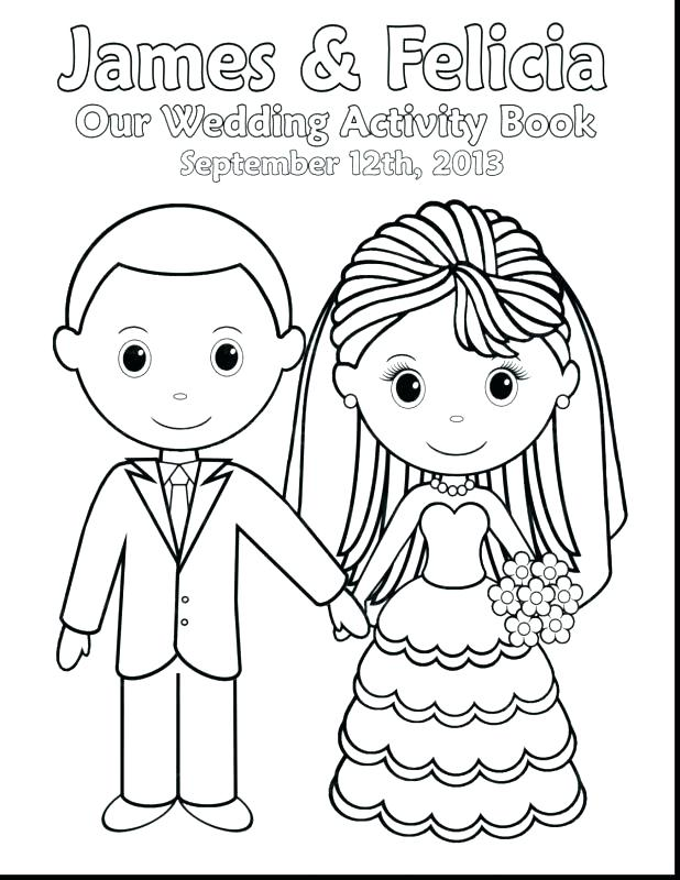 618x800 Wedding Coloring Books Free Wedding Coloring Pages Free Free