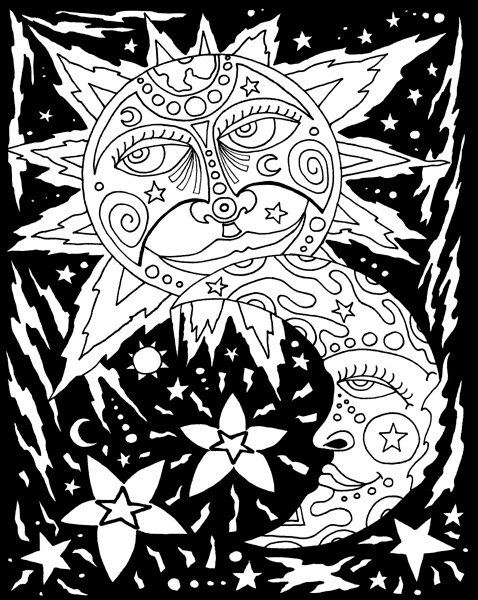 Black Velvet Coloring Pages at GetDrawings.com | Free for personal ...