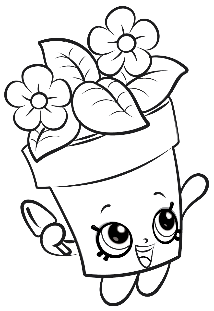 874x1270 Shopkins Coloring Pages