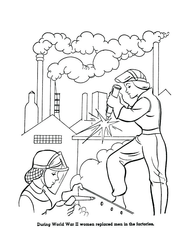 670x820 Us History Coloring Pages