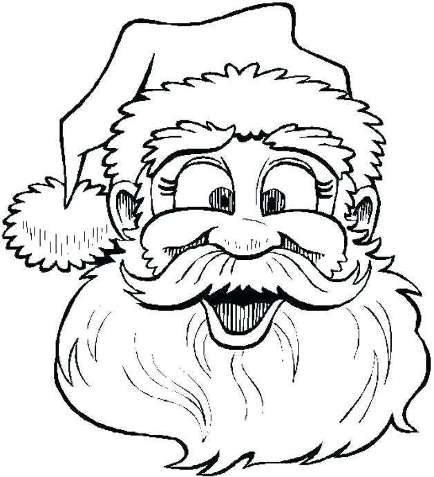 628x690 Beard Coloring Pages