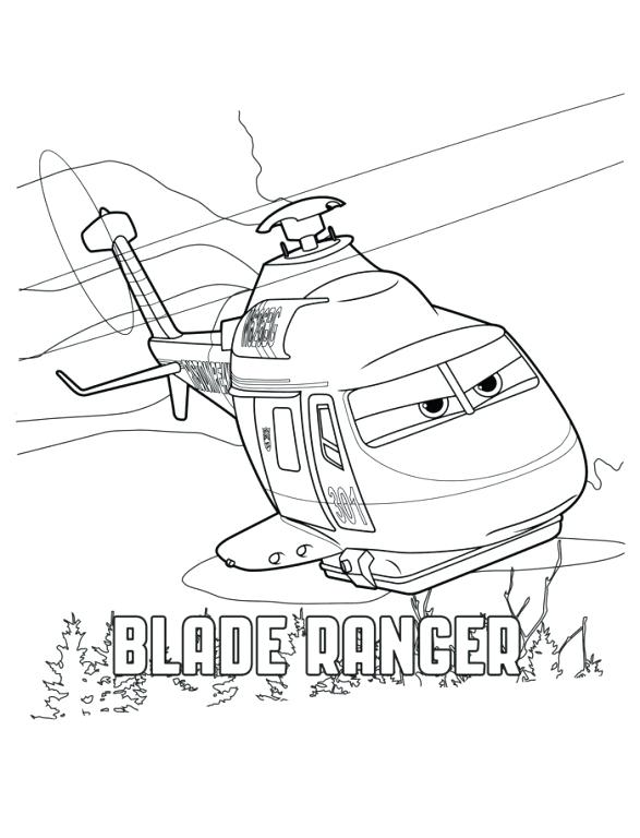 587x768 Coloring Pages Draw A Helicopter Drawn Helicopter Black Hawk