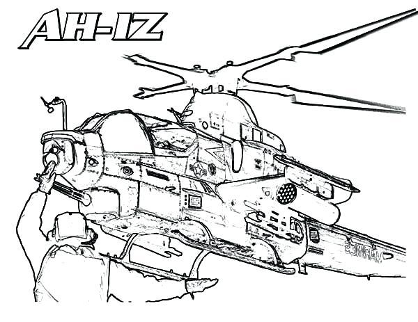 600x463 Helicopter Coloring Page Ah Helicopter Coloring Pages Realistic