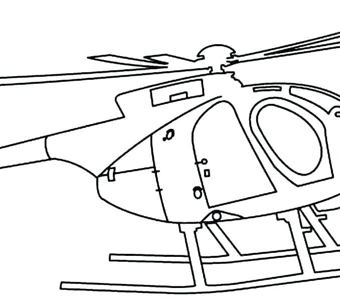 678x600 Helicopter Coloring Page Helicopter Coloring Pages For Kids