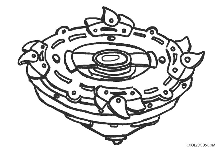 700x481 Free Printable Beyblade Coloring Pages For Kids