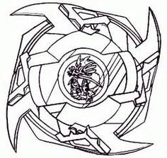 236x224 Free Printable Beyblade Coloring Pages For Kids Pegasus