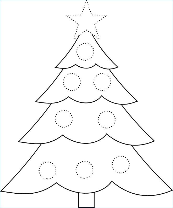 660x796 Rudolph Reindeer Friends And Christmas Tree Coloring Page