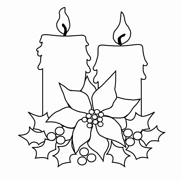 600x600 Blank Christmas Tree Coloring Page Collection Christmas Tree