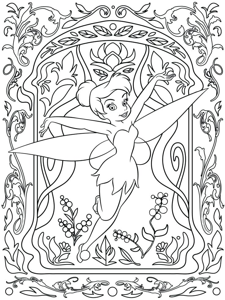 736x981 Printable Coloring Pages
