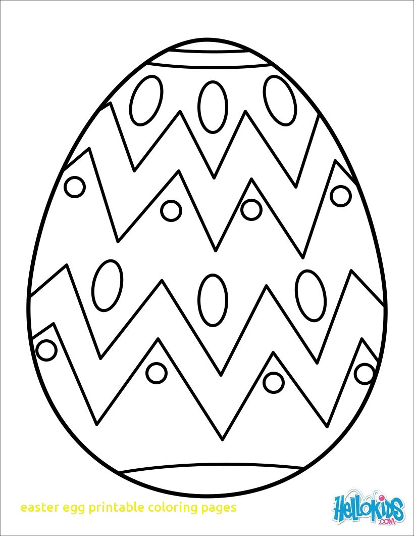 820x1060 Easter Egg Printable Coloring Pages With Easter Egg Coloring Pages