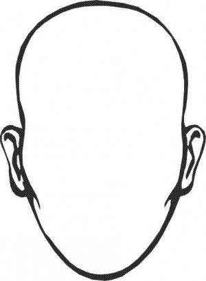 300x409 Human Body Coloring Page Human Body Coloring Book