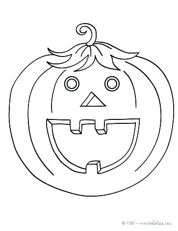 363x470 Jack Skellington Coloring Pages Jack Coloring Pages Blank Pumpkin