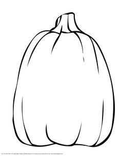 236x305 This Is Best Pumpkin Outline Printable
