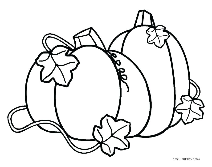 900x707 Pumpkin Coloring Pages Printable