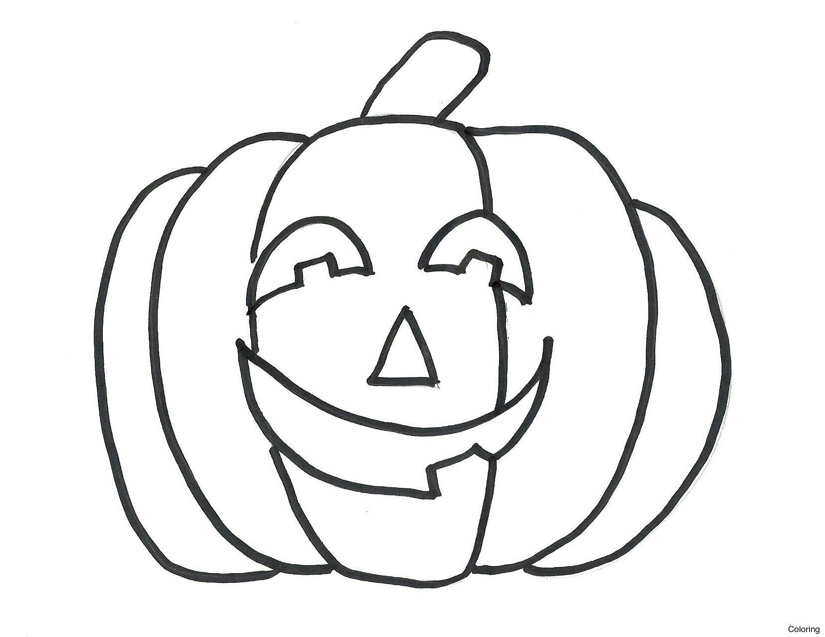 1653x1277 Blank Pumpkin Coloring Pages