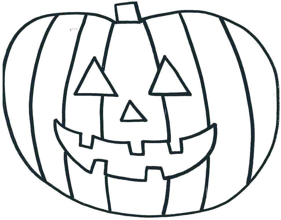970x761 Blank Pumpkin Coloring Pages Coloring Page Blank Pumpkin Coloring