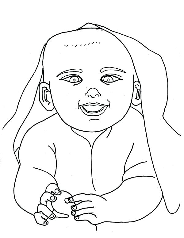 600x776 Coloring Pages Babies Coloring Pages Babies Coloring Page Baby T