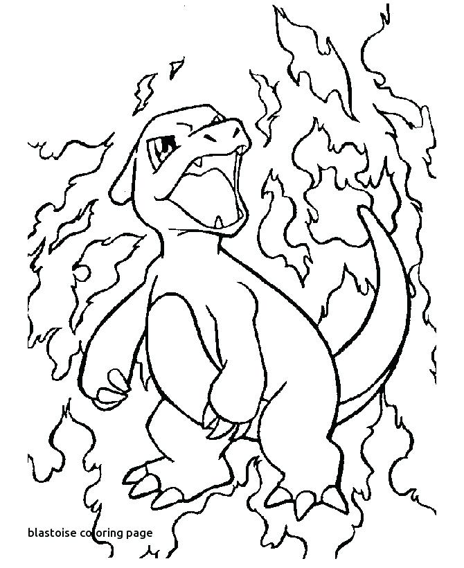 670x820 Blastoise Coloring Page Best Coloring Pages Images On For Coloring