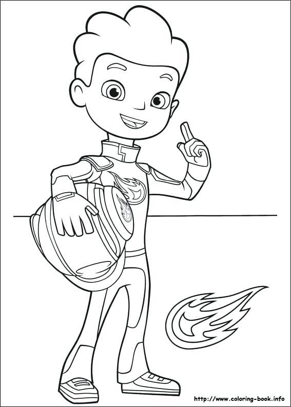 567x794 Blaze Cartoon Coloring Pages Blaze The Cat Printable Coloring