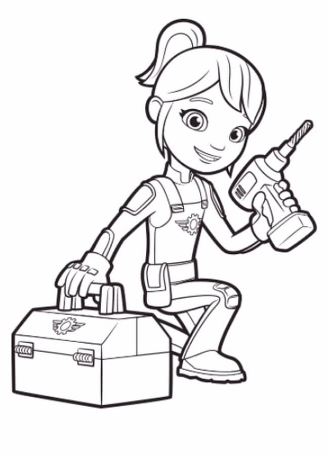 650x900 Top Blaze And The Monster Machines Coloring Pages