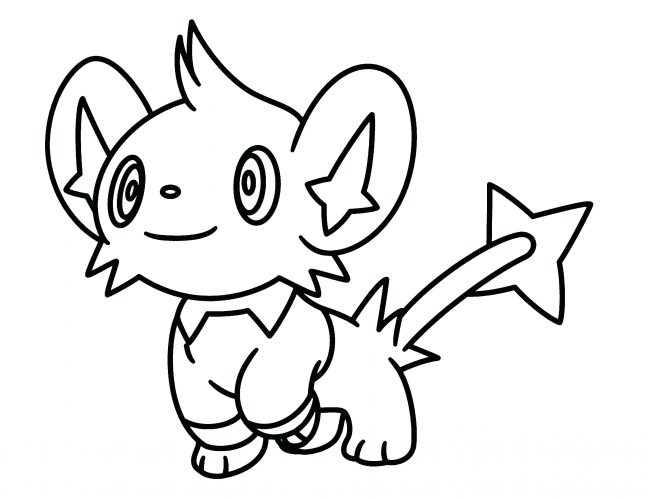 646x500 Coloring Pages Coloring Pages Of Pokemon For Kids Colouring Mega