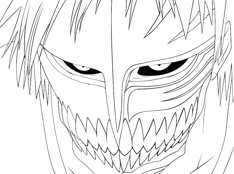 930x692 Bleach Coloring Pages Manga Color Pages Simple Manga Coloring