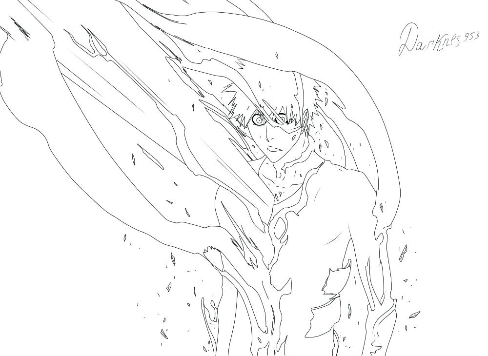 1000x730 Anime Coloring Pages Online Coloring Anime Pages Plus Of Bleach
