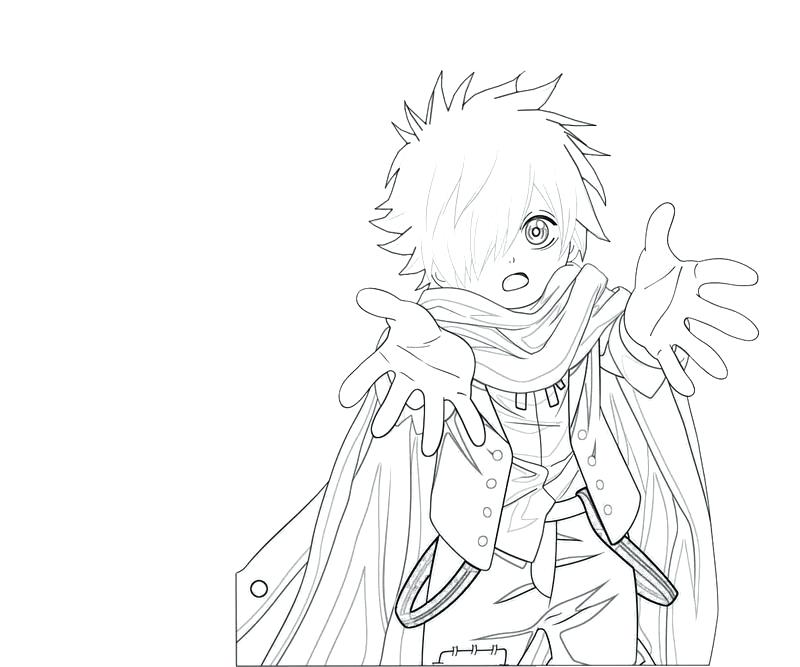 800x667 Extraordinary Bleach Coloring Pages