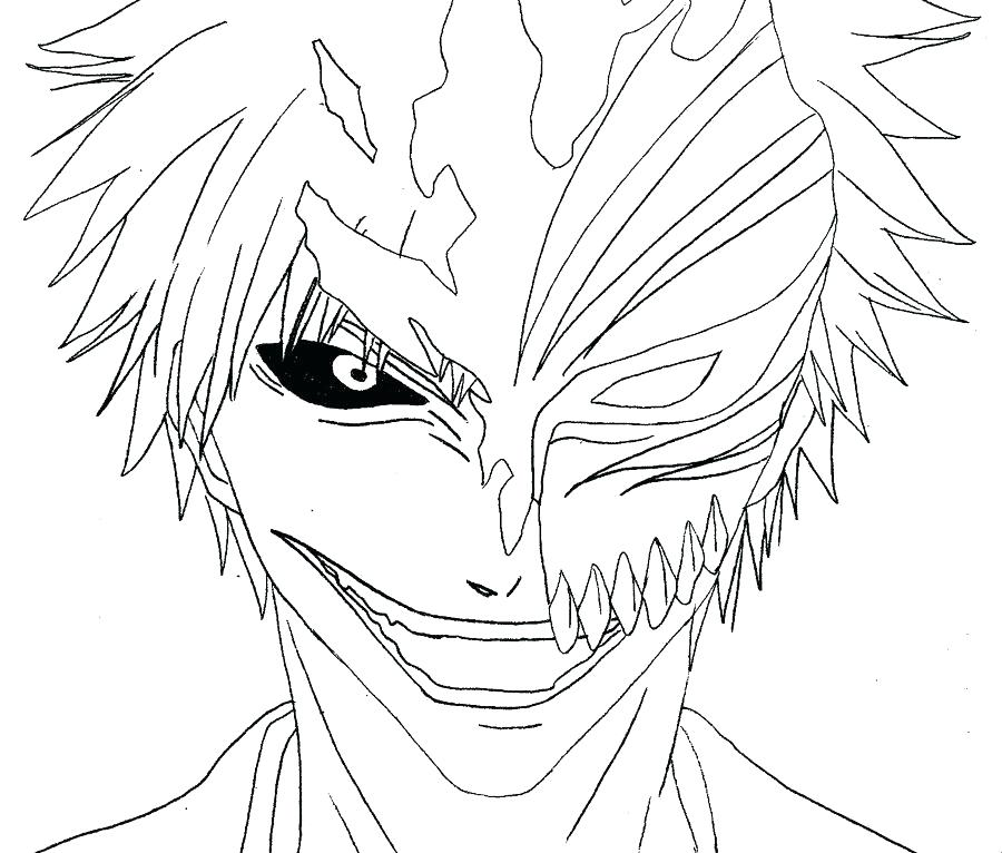 900x766 Bleach Coloring Pages Best Of Bleach Coloring Pages Images Bleach