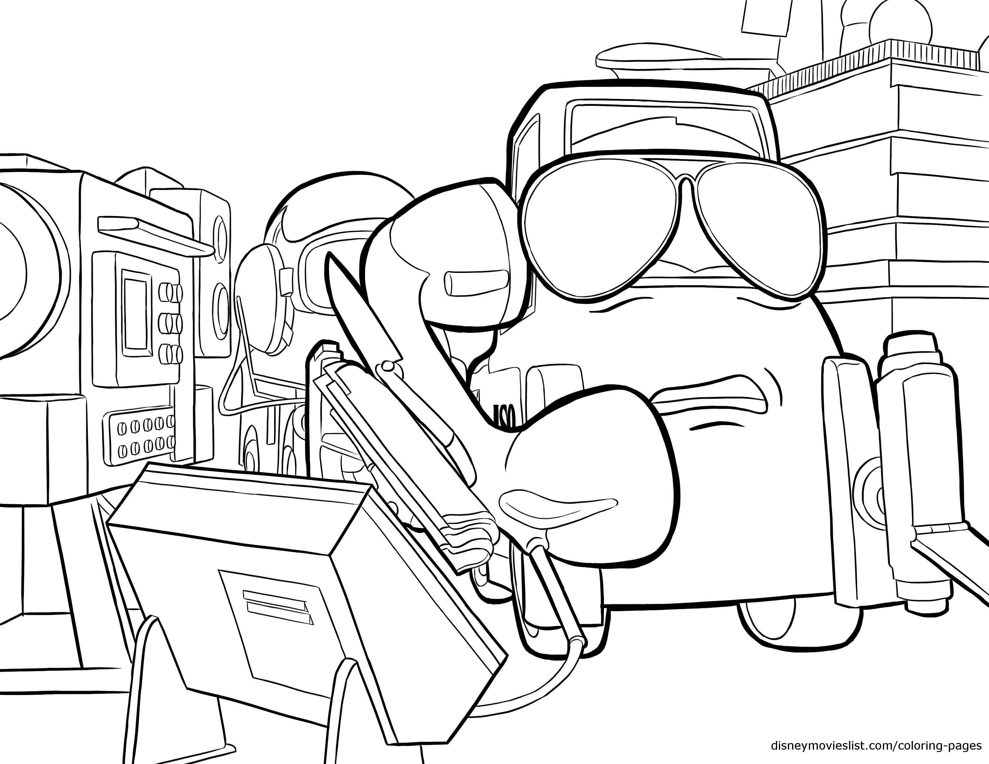 3300x2550 Disney Planes Coloring Page Dusty Crophopper Little Hands Lovely