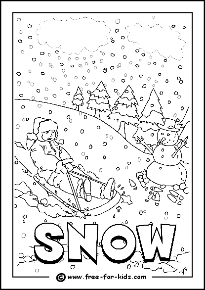 415x586 Weather Colouring Pictures For Children