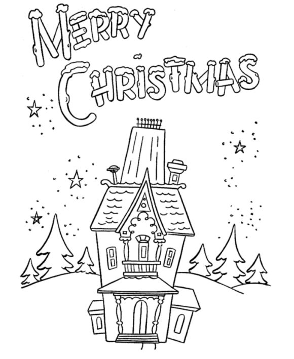 580x709 Best House Coloring Pages For Applique Or Quilt Blocks Images