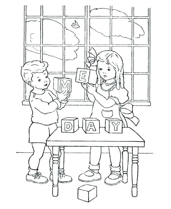 Blocks Coloring Pages At Getdrawings Free For Personal Use Rhgetdrawings: Coloring Pages Block Letters At Baymontmadison.com