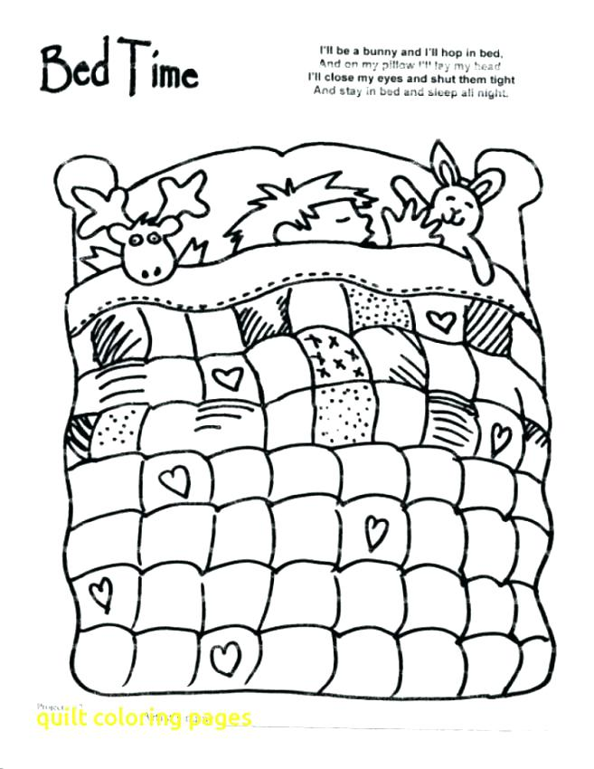 657x850 Quilt Coloring Pages Click To See Printable Version Of Quilt