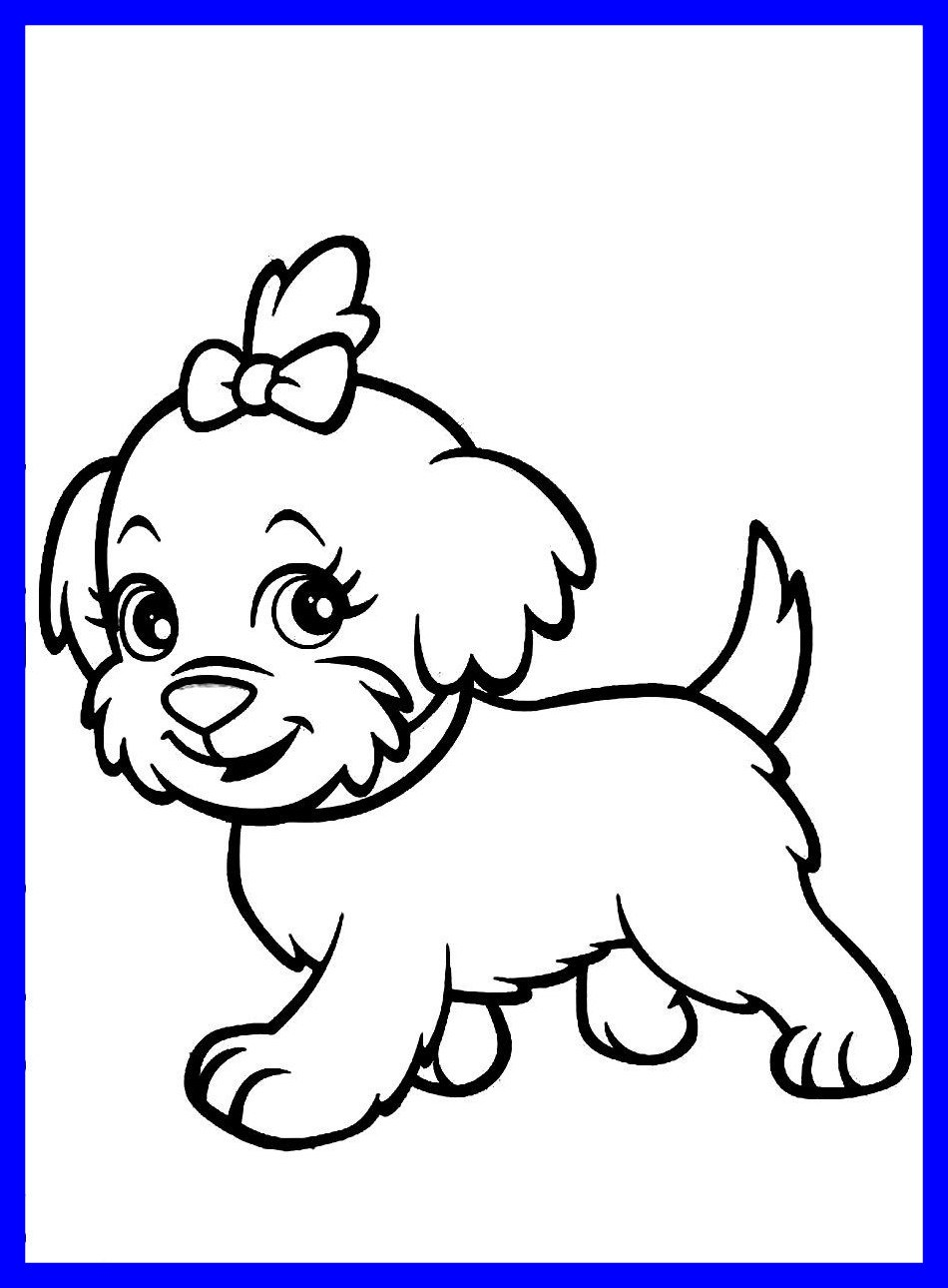 950x1290 The Best Trend Dog Coloring Pages Printable Picture For Bloodhound
