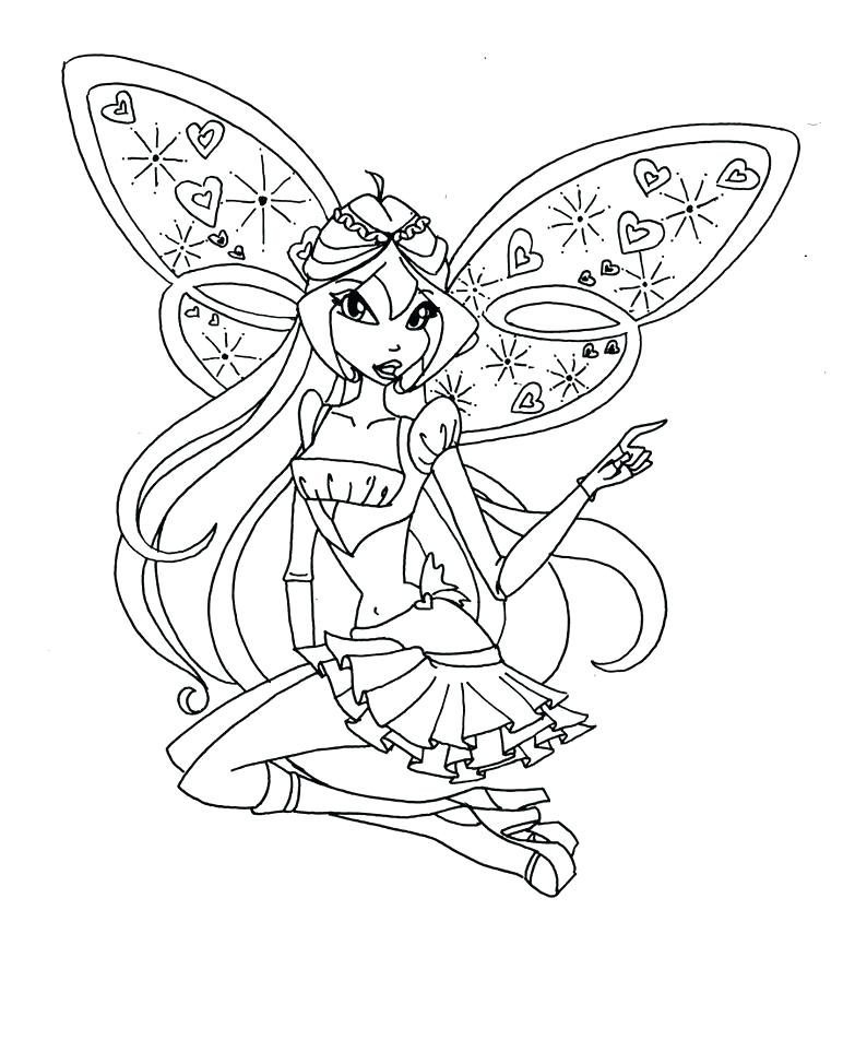 783x952 Winx Club Coloring Pages Bloom Club Coloring Pages Club Coloring