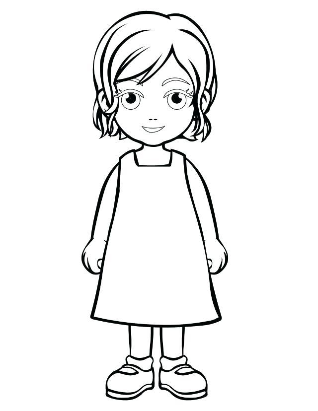 640x828 Pilgrim Girl Coloring Page Coloring Sheet Girl A Girl Coloring