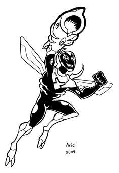 236x343 Blue Beetle Page