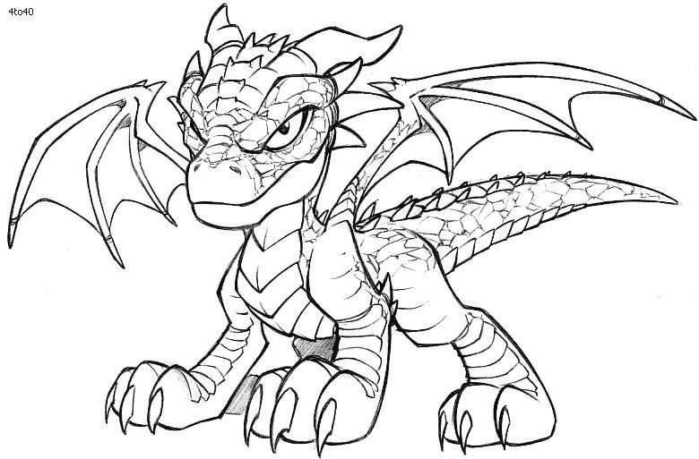 780x513 Adult Coloring Pages Horn