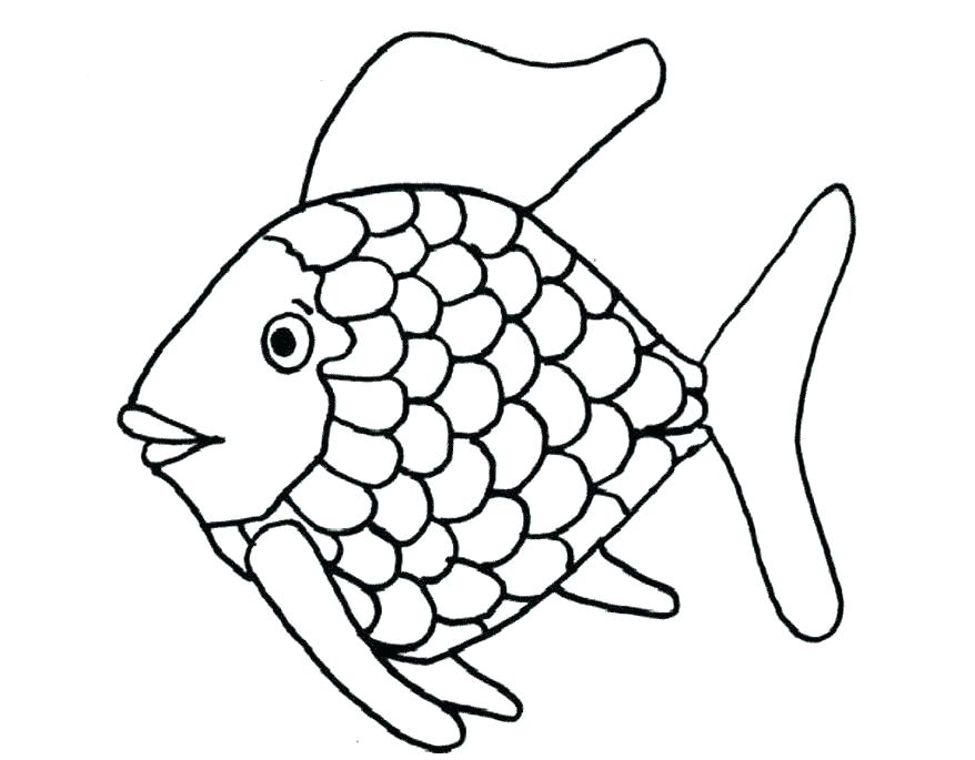 878x685 One Fish Two Fish Red Fish Blue Fish Coloring Pages Teacher Binder