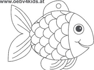 320x240 Cartoon Fish Coloring Pages Cartoon Fish Coloring Pages
