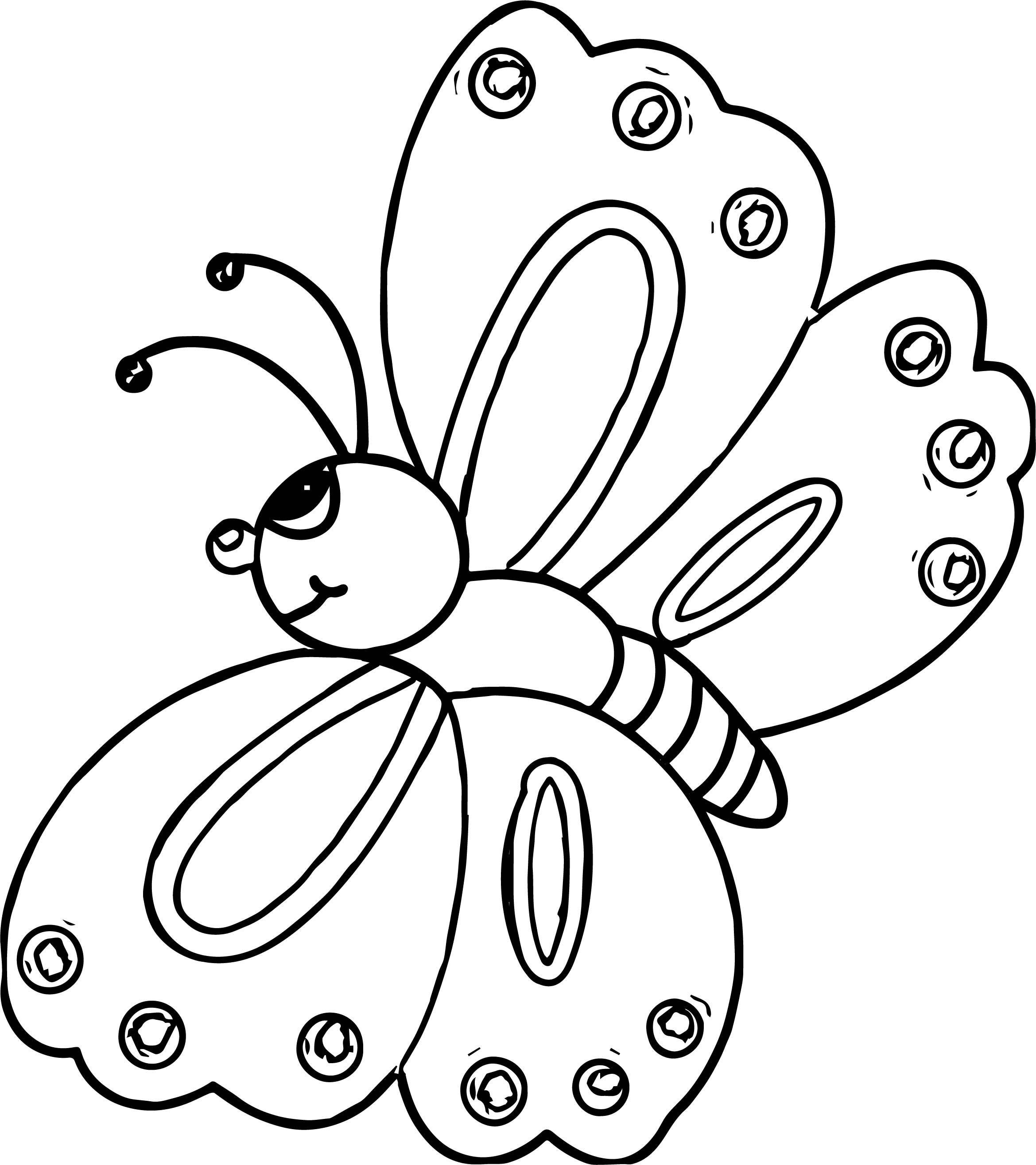 Butterfly Coloring Pages, Learn More About Butterfly Here - StPeteFest.org | 2631x2339