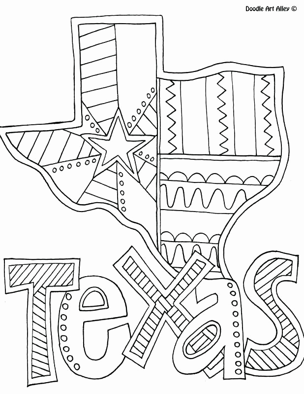 618x799 Lovely Of Texas Bluebonnet Coloring Page Image