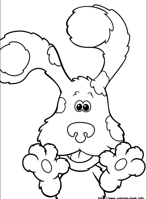 Blues Clues Drawing At Getdrawings Com Free For Personal Use Blues