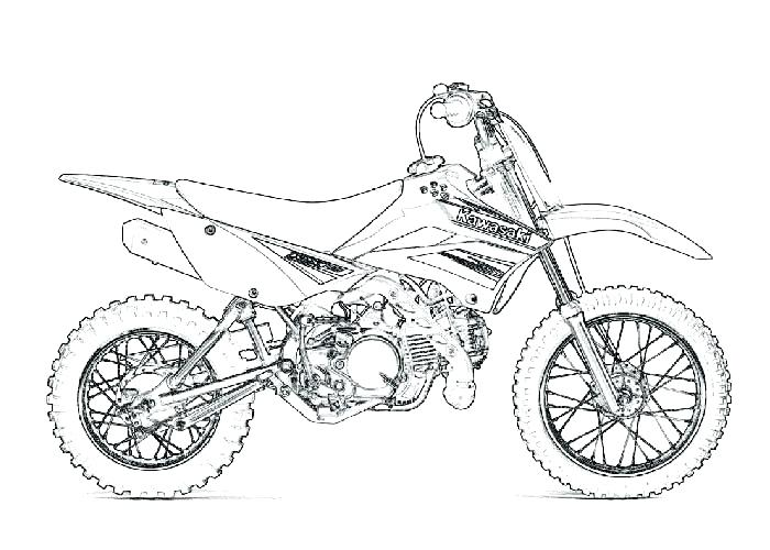 700x500 Coloring Pages Coloring Pages Free Bike Coloring Pages Bmx Bike