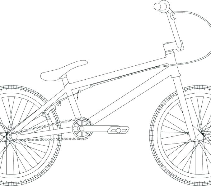 678x600 Marvellous Bmx Coloring Pages Printable Coloring Pages Coloring