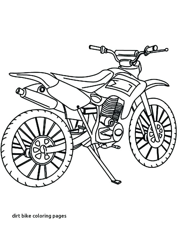 Bmx Colouring Pictures Bmx Coloring Pages at GetDrawings Free download