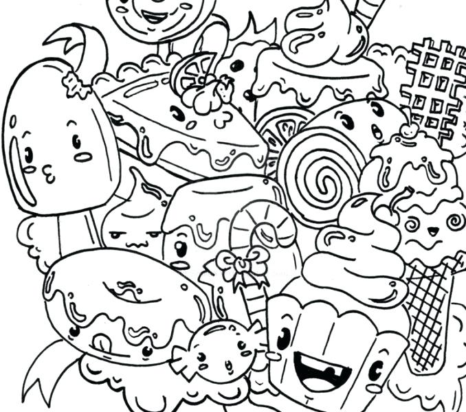 678x600 Printable Candyland Board Printable Coloring Pages For Kids