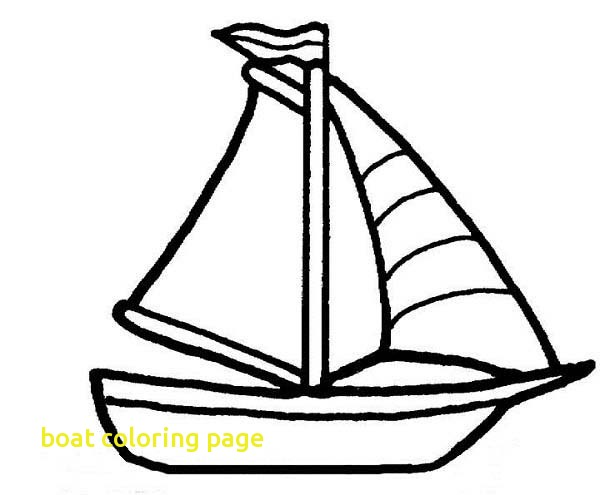 600x495 Boat Coloring Page With Learn About Sailing Boat Coloring Pages