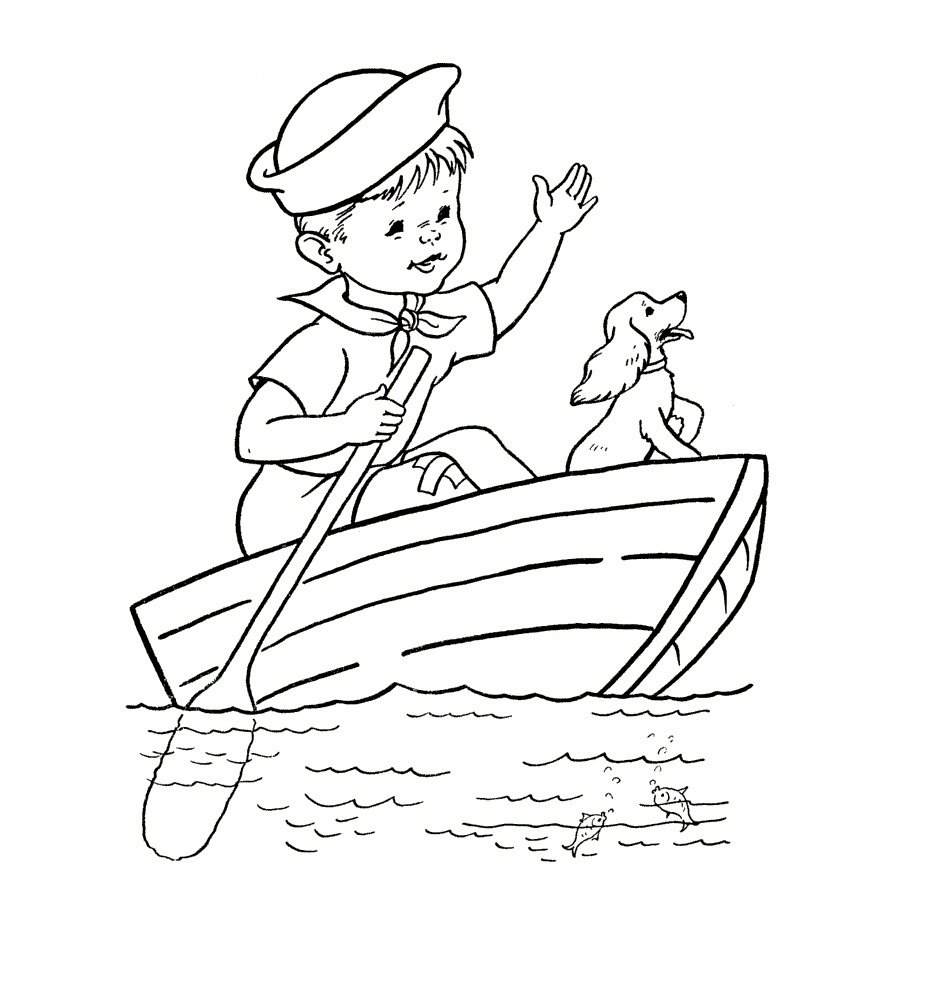 925x1003 Elegant Free Printable Boat Coloring Pages For Kids Best Coloring